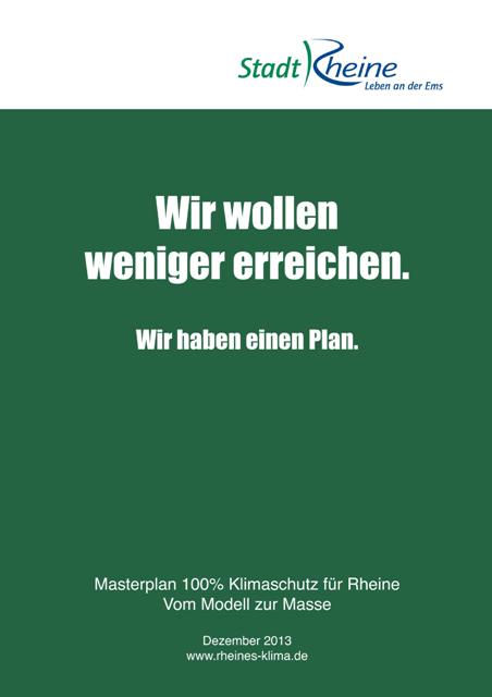 Wir haben einen Plan