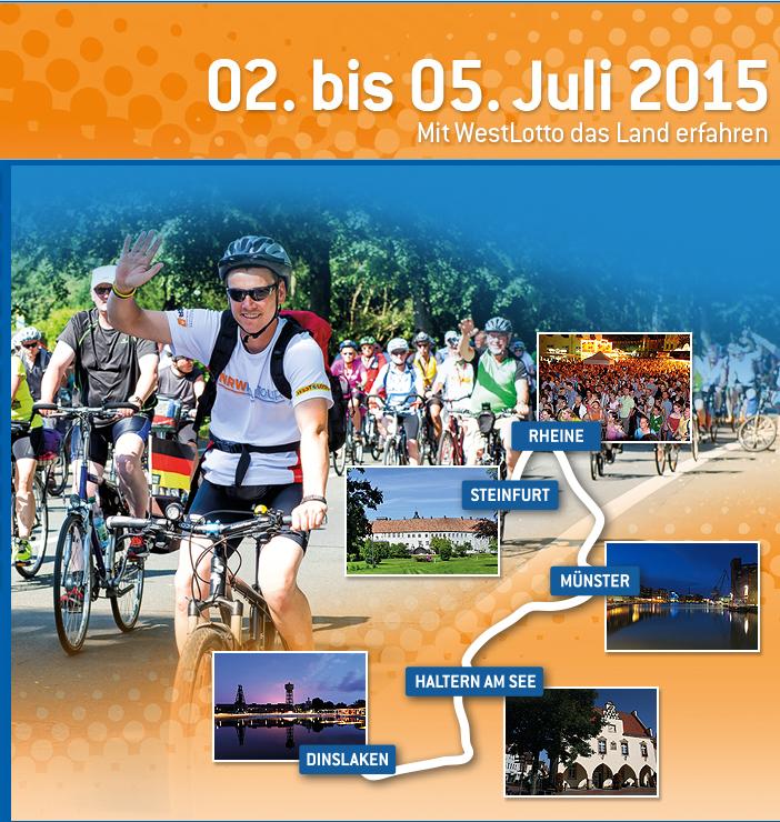 NRW-Radtour2015