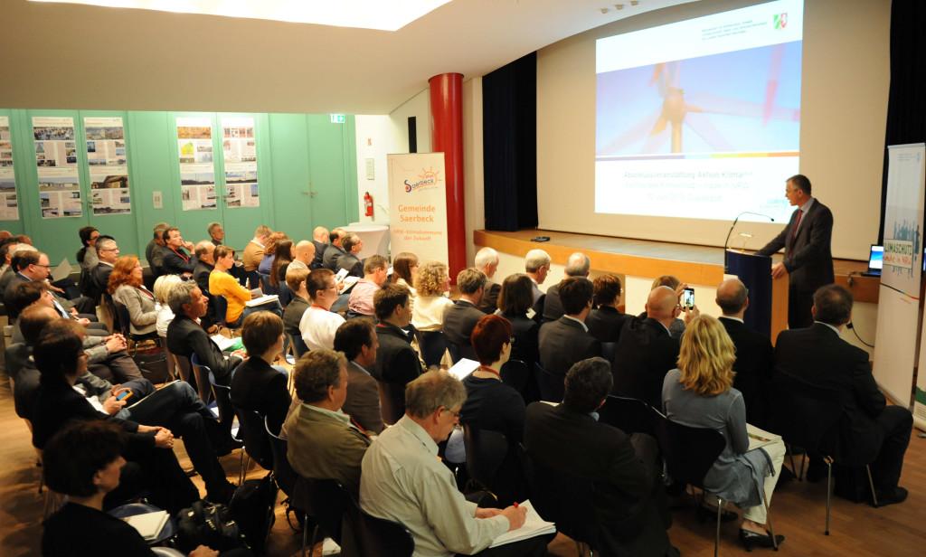 Klima+ Rede von Minister Remmel